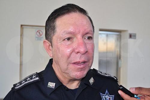 Anuncia alcalde de Soledad, salida de Urban Ocampo como director de Seguridad Pública en ese municipio