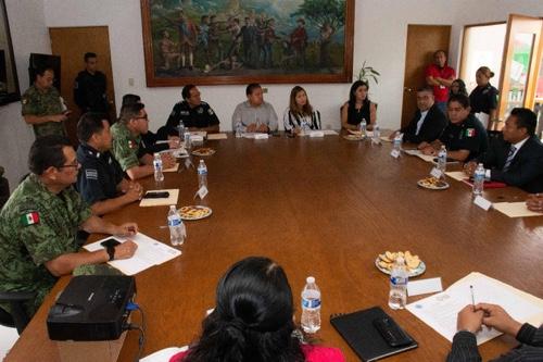 Ayuntamiento de Soledad celebró la segunda sesión ordinaria del Consejo Municipal de Seguridad Pública