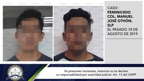 Fiscalía detiene a dos implicados más en el feminicidio de Karla