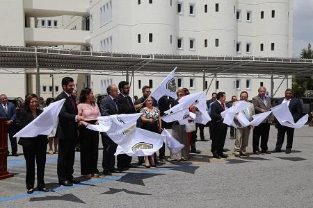 JM Carreras Y Almazán Cue inauguran salas de oralidad mercantil en el primer distrito judicial