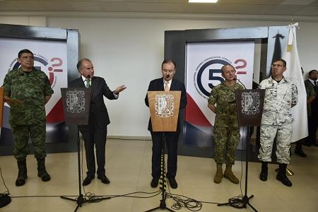C5i2 de SLP, ejemplo nacional: Alfonso Durazo Montaño