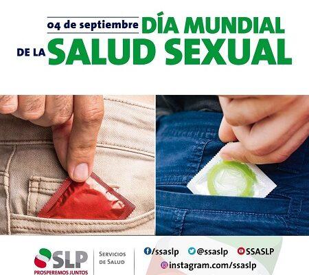 Secretaría de Salud conmemora el Día Mundial de la Salud Sexual