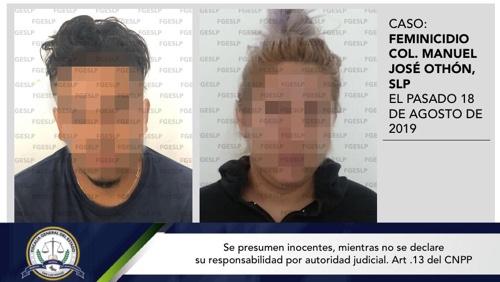Fiscalía confirma detención de dos implicados en la muerte de Karla