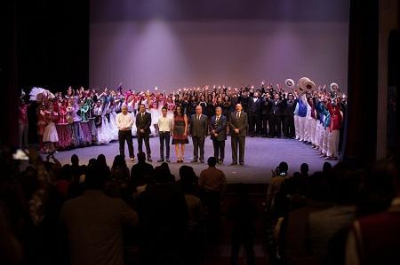 Celebra Cobach 35 aniversario con gala cultural