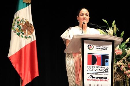 DIF Municipal, el corazón que suena fuerte en San Luis Potosí