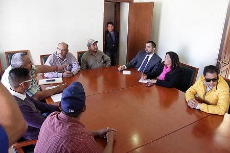 Congreso del Estado será mediador para buscar una solución en el conflicto que se vive en Villa de Zaragoza.