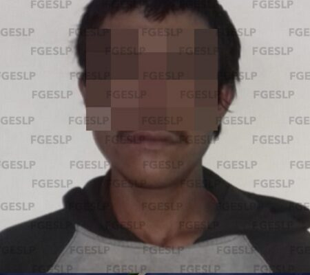 Detuvo FGE a un sujeto por presunto robo a un domicilio en Villa de Arista