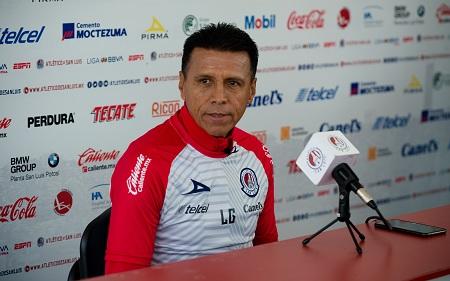 Atlético de San Luis enfocado en Necaxa