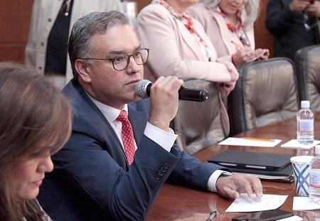 Es alarmante el estancamiento económico en el país: dip. Mauricio Ramírez Konishi.