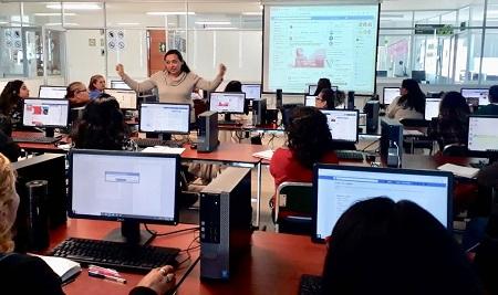 IMES ofrece curso taller en redes sociales para mujeres emprendedoras