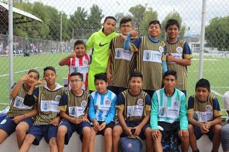 Se celebra la jornada 3 del torneo de futbol municipal Intercolonias 2019 en su fase final.