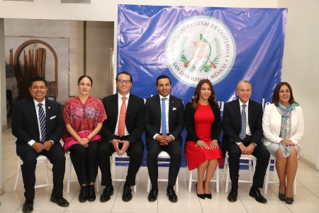 Reafirma XNP hermanamiento y relaciones con Guatemala