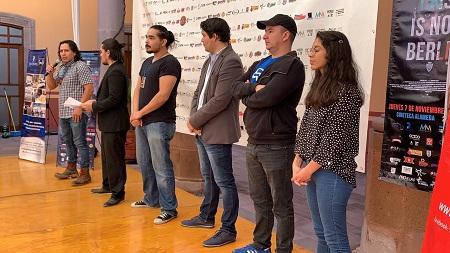 Con Rallytyinicia el7º Festival Internacional de Cine de San Luis Potosí