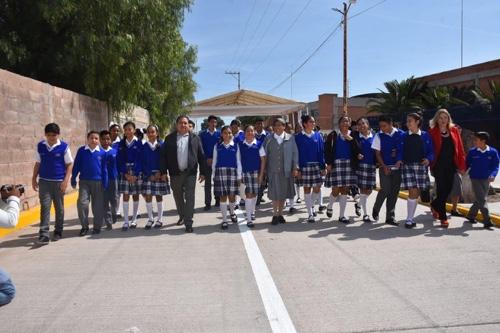 Ayuntamiento de Soledad impulsa más y mejores vialidades en la Col. Expropiación Petrolera