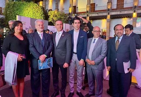 """Ayuntamiento de San Luis Potosí recibe ¨Premio Nacional al Buen Gobierno Municipal""""."""