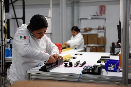 En SLP se superaron las expectativas de creación de nuevos empleos: MLN