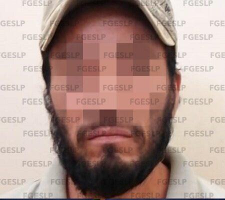En Tamasopo FGESLP detiene a hombre por presuntas lesiones calificadas