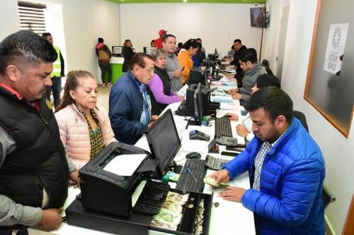 Continúa vigente el 15% de descuento en el pago de predial en Soledad