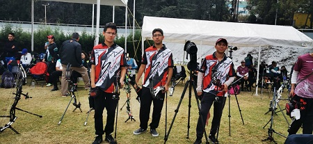 Arqueros potosinos clasifican al campeonato panamericano de tiro con arco