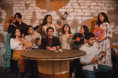 Jóvenes potosinos son fiinalistas para Rally del Festival Internacional de Cine Guanajuato 2020