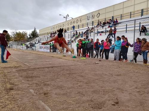 Exitosa etapa municipal en Soledad, del selectivo para Juegos Nacionales CONADE 2020