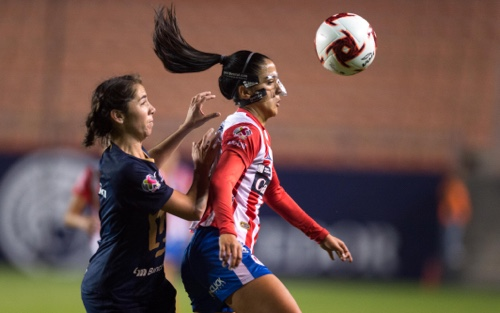 Atléticas de San Luis sufren su primer derrota en la Liga Mx Femenil