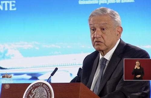 Propone el Presidente, rifar el avión presidencial en la Lotería Nacional.