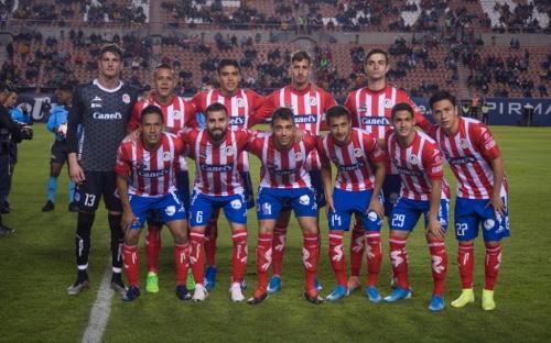 Primera derrota del Atleti de San Luis, cae por la mínima ante Xolos en la Copa