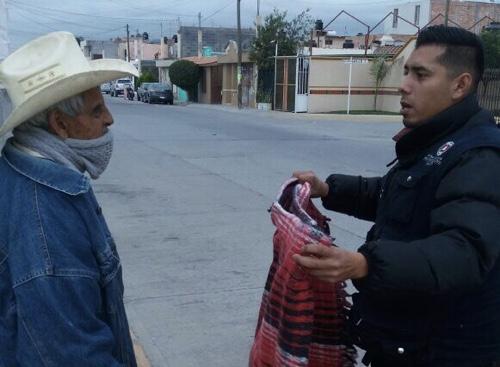 Protección Civil de Soledad, ha canalizado a 12 personas a albergues