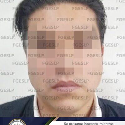 Fiscalía captura a sujeto, señalado de probable violación de su propia hija