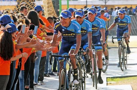 Canel´s Zerouno arranca Tour Colombia 2.1 con la presentación de equipos