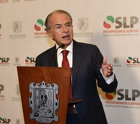 Infraestructura para SLP, por buen camino este 2020: JM Carreras