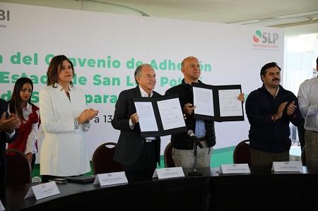SLP tendrá atención médica de especialidad y formación de expertos de la salud: INSABI