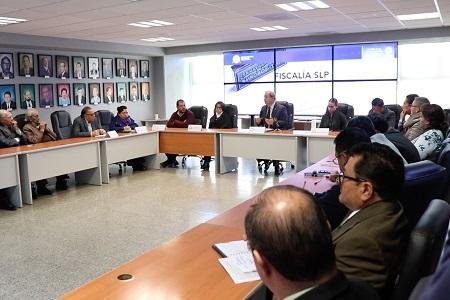 Fiscalia mantiene trabajos de implementación del Sistema de Gestión Antisoborno