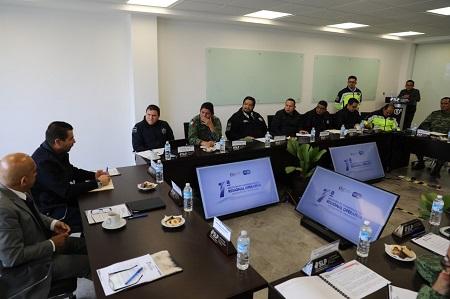 SLP sede de la 1ª Reunión de Coordinación Regional Operativa