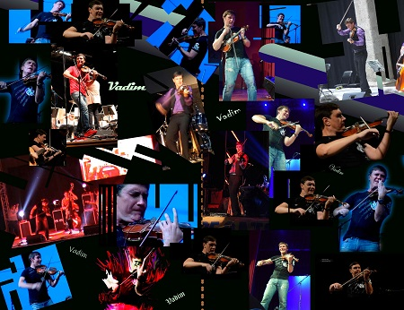 Concierto de Jazz por Vadim–Trío enSan Sebastián
