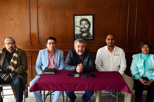 CEE de Morena en SLP, comenzará Gira de la Unidad, con miras al 2021